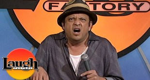 Paul Rodriguez at The Laugh Factory on Getting Old
