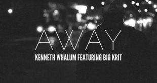 Kenneth Whalum III ft. Big K.R.I.T. - Away (Audio)