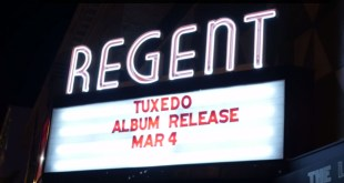 Tuxedo – Live at The Regent Theater (Video)