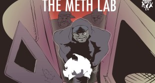 Method Man - The Meth Lab (Animated Trailer)