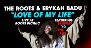 "The Roots & Erykah Badu ""Love of My Life"" (Live Set)"