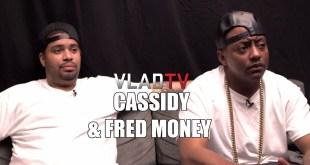 Cassidy Reflects on Dizaster Battle (Video)