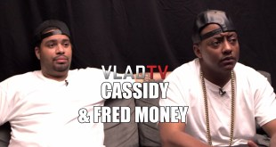 Cassidy Reflects on Dizaster Battle (Video)