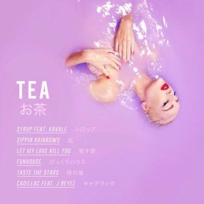 Tea - Dangerous Drinking Games (Mixtape)