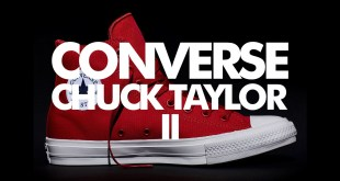Inside the Converse Chuck Taylor II Launch Event (Video)