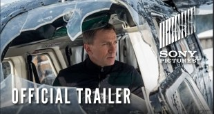 New James Bond Trailer - Spectre starring Daniel Craig