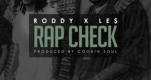 Roddy ft. LE$ - Rap Check (Audio)