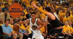 Best 60 Crossovers: 2015 NBA Season (Video)