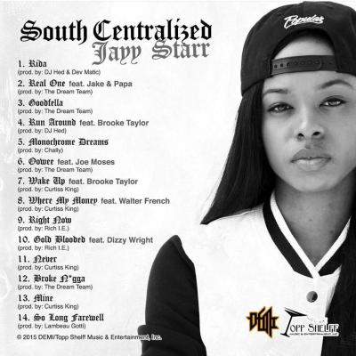 Jayy Starr - South Centralized (Mixtape)
