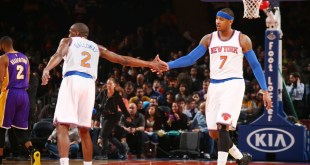 New York Knicks Top 10 Plays of the 2014-15 Season (Video)