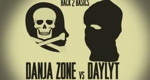 Rap Battle - Daylyt vs Danja Zone