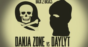 Rap Battle - Daylyt vs Danja Zone