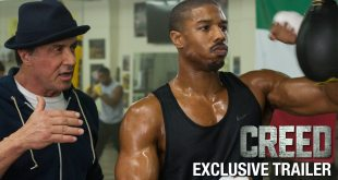 Creed - Official Trailer 2: Sylvester Stallone, Michael B. Jordan