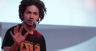 Gabriel Ramirez - On Realizing I Am Black (Spoken Word)