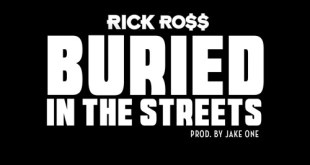 Rick Ross - Buried In The Streets (Audio)