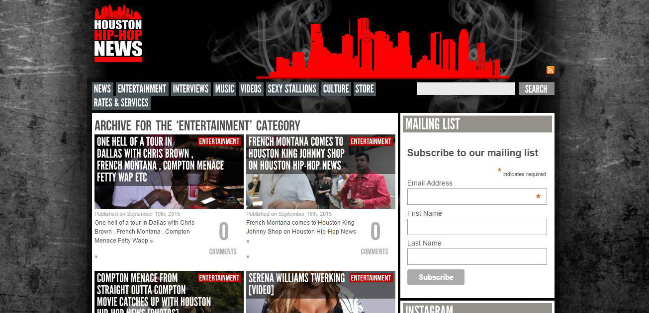 5 Houston Hip Hop Blogs To Check Out | Trillmatic com
