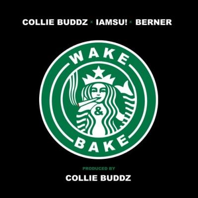 Collie Buddz ft. IAMSU! & Berner - Wake & Bake (Audio)