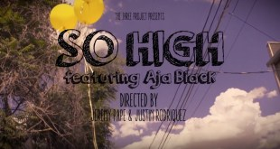 The 3hree Project ft. The ReMINDers - So High (Video)