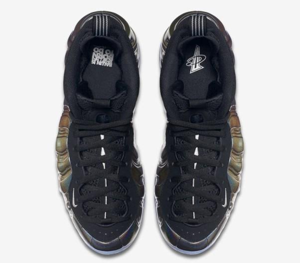 In-Hand Sneaker Review Foamposite One Hologram 3