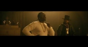 Pusha T ft. The Dream - M.F.T.R. (Video)