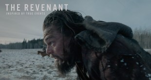Watch Leonardo DiCaprio in this clip from 'The Revenant'
