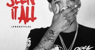 Chevy Woods - Seen It All freestyle (Audio)