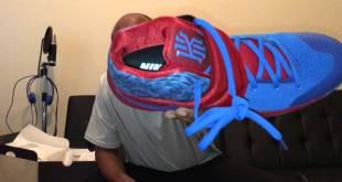 "Sneaker Review: NikeID Kyrie 2 ""Supa-Man"" (Video)"