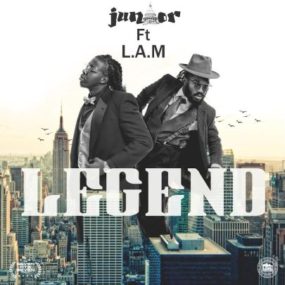 JunioR ft. L.A.M. - Legend (Audio)