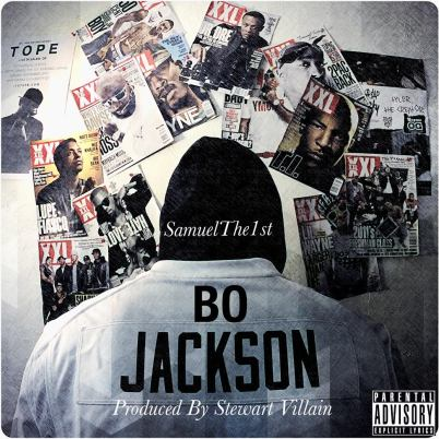 SamuelThe1st - Bo Jackson (Audio)