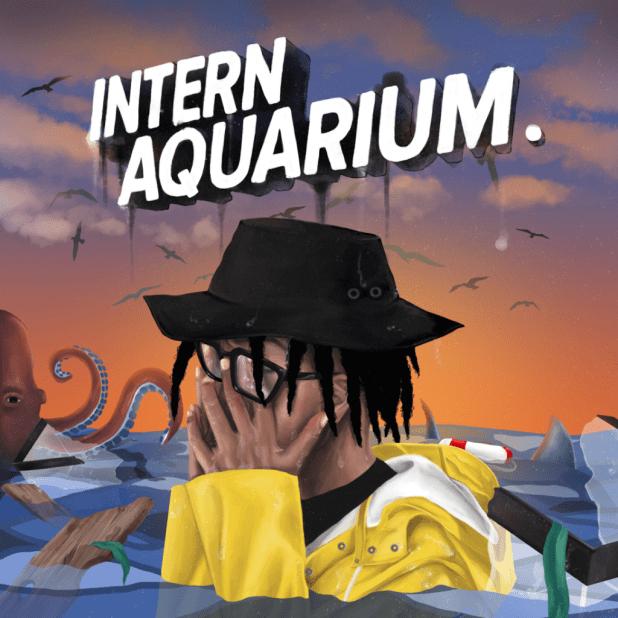 Khary - intern aquarium (Mixtape)