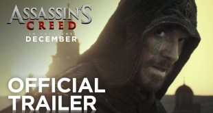 Assassin's Creed starring Michael Fassbender - Official Trailer