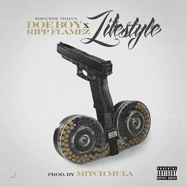 Doe Boy ft. Ripp Flamez - Lifestyle (Audio)