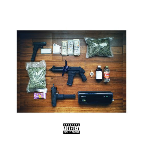 Maxo Kream - The Persona Tape (Mixtape)