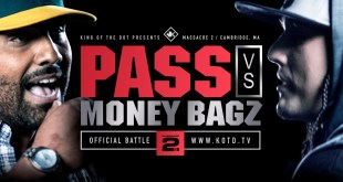 Rap Battle - Pass vs Money Bagz