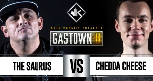 Rap Battle - The Saurus vs Chedda Cheese