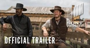 The Magnificent Seven starring Denzel Washington, Chris Pratt - Official Trailer