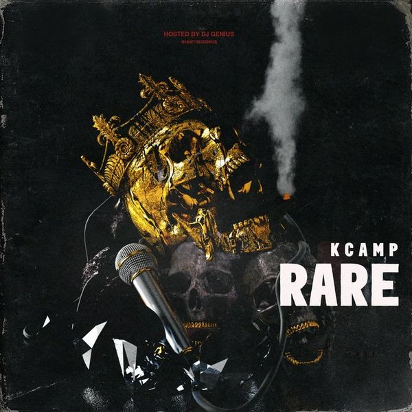 K Camp x DJ Genius - Rare (Mixtape)