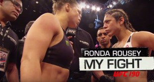 Ronda Rousey recounts her fight with Bethe Correia