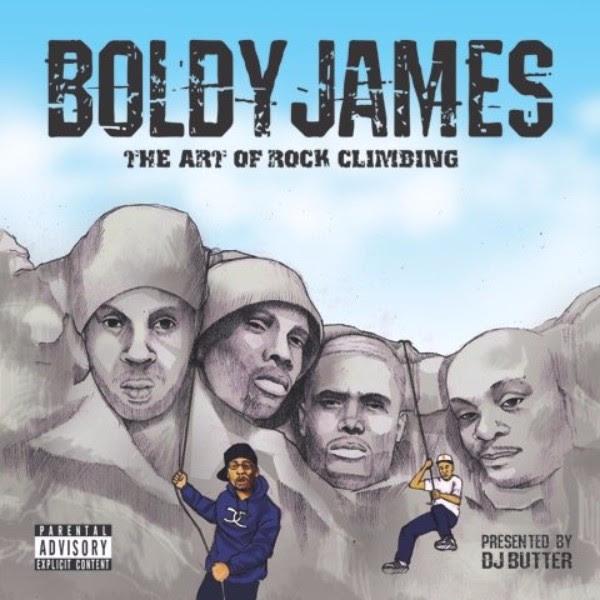 Boldy James - The Art of Rock Climbing (EP)