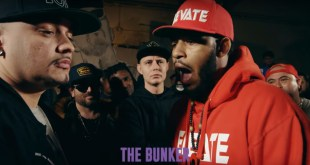 Rap Battle - B Dot vs Cortez (Video)