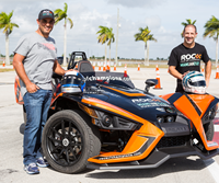 Check out Range of Supercars Lined Up for this Month's Race Of Champions in Miami