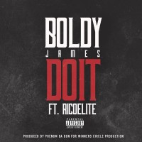 "Nas' Protege Boldy James, Announces House of Blues Mixtape for 2/27; Drops ""Do It"""