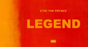 CyHi The Prynce - Legend (Audio)
