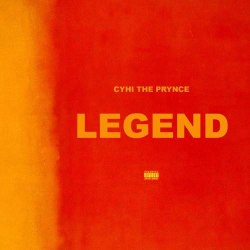 CyHi The Prynce - Legend (Audio)