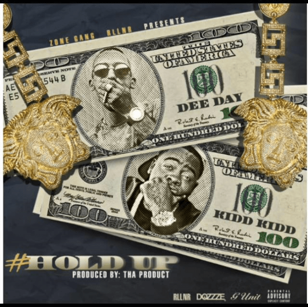 Dee Day x Kidd Kidd - Hold Up (Audio)