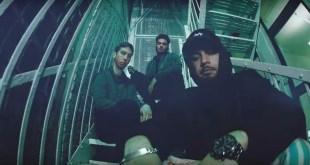 Team Backpack, DJBooth & Audiomack Cypher - Marlon Craft, Radamiz & Angelo Mota (Video)