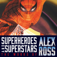 New Museum Exhibition to Feature Original Works by Renowned Comic Book Artist Alex Ross