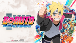VIZ Media Acquires Rights to BORUTO: NARUTO NEXT GENERATIONS Anime Series