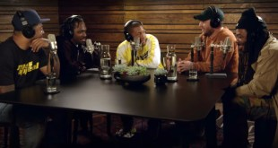 OTHERtone on Beats1 with Pusha T, D.R.A.M. and Fam-Lay (Video)