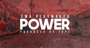 Swa Playmaker - POWER (Audio)